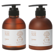 CB NATURALE SHAMPOO/TREATMENT NATURAL HEALING