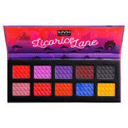 Licorice Lane Shadow Palette / NYX Professional Makeup
