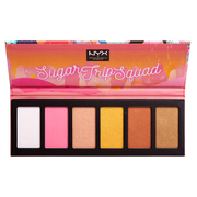 Sugar Trip Squad Lip Cream Set / NYX Professional Makeup