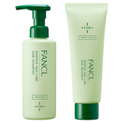 FDR SENSITIVE SKIN CARE HAIR SHAMPOO / TREATMENT / FANCL