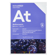 Phyto-Chemical Skin Supplement Sheet Mask Anthocyanin