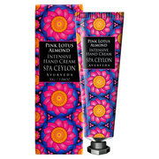 Pink Lotus Almond Intensive Hand Cream / SPA CEYLON