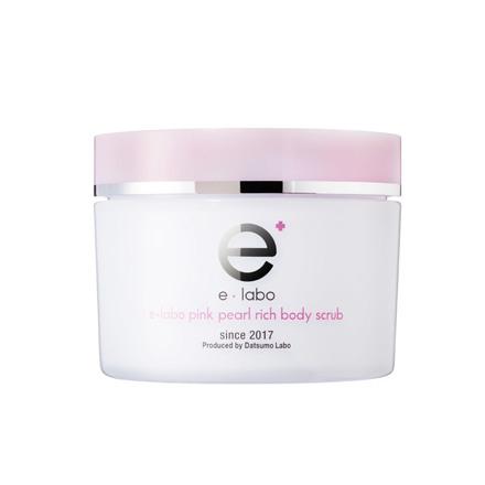 e+labo / Pink Pearl Rich Body Scrub - @cosme