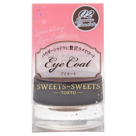 Sparkling Eye Coat / SWEETS SWEETS