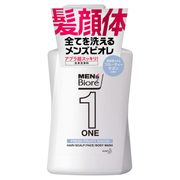ONE All in One Body Wash (Fruity Savon Fragrance) / Men's Biore