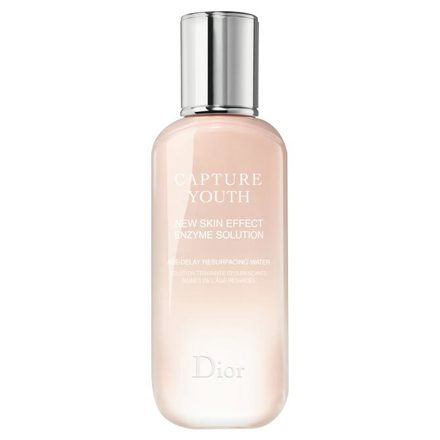 CAPTURE YOUTH New Skin Effect Enzyme Solution Age-Delay Resurfacing Water / Dior