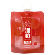 Gokujo Fermented Sake Yogurt Face Wash / Hadabisen