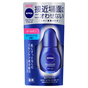NIVEA DEODORANT APPROACH Roll-On White Soap Scent / NIVEA
