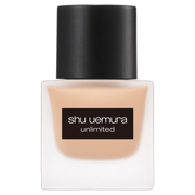 unlimited breathable lasting foundation  / shu uemura