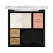 WHITE SHAPING PALETTE   / KATE