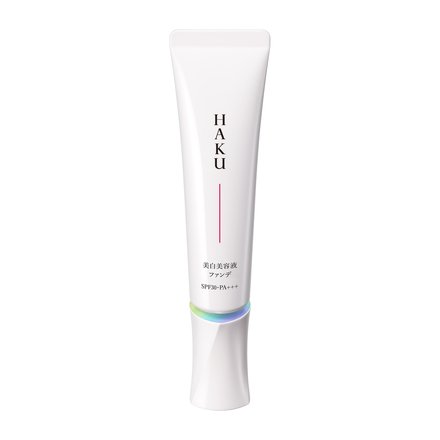 Medicated Whitening Beauty Serum Foundation / HAKU