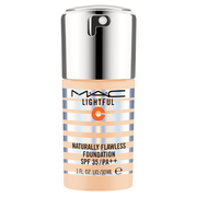 LIGHTFUL C+ NATURALLY FLAWLESS SPF35/PA++ FOUNDATION / M・A・C