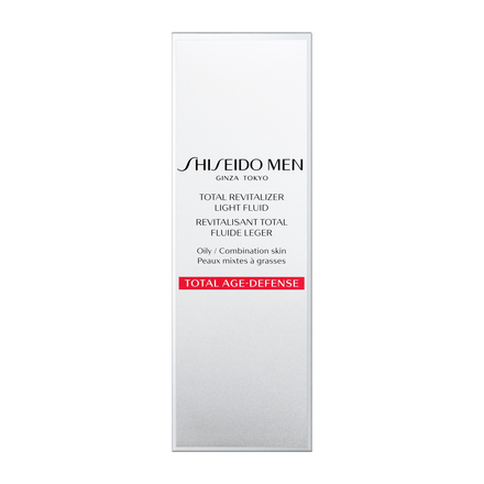 Shiseido Men Total Revitalizer Light Fluid / SHISEIDO