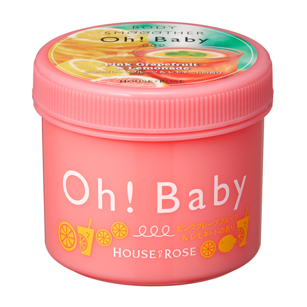 Body Smoother Pink Grapefruit & Lemonade / HOUSE OF ROSE