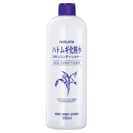 SKIN CONDITIONER (Hatomugi Lotion) / naturie