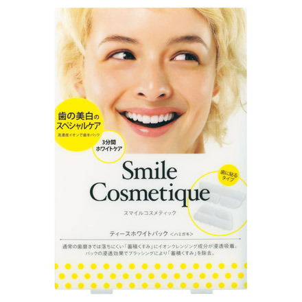 Smile Cosmetique / Teeth White Pack - @cosme