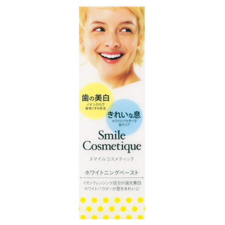 Smile Cosmetique / Whitening Paste - @cosme